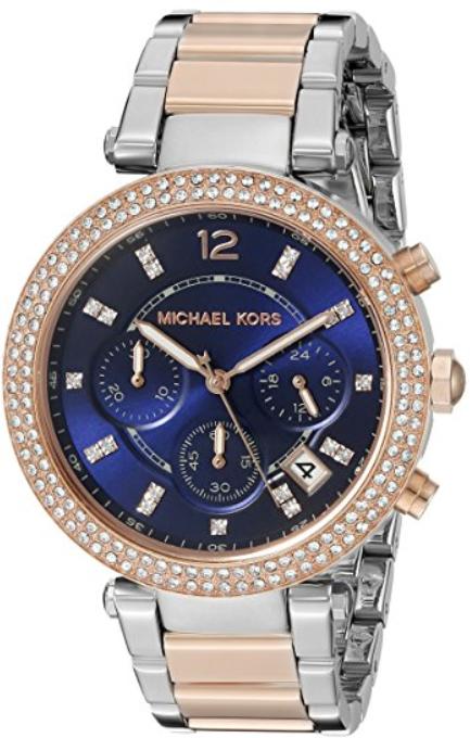 Reloj Michael Kors ahora por sólo 110,58 euros en eBay y con gastos de envío gratuitos