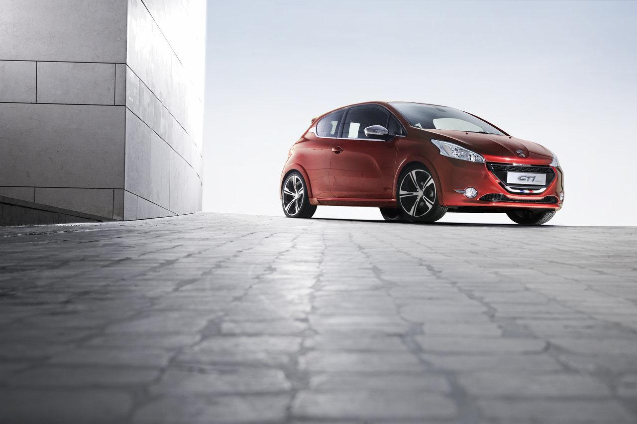 Foto de Peugeot 208 GTi Concept (1/21)