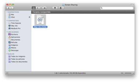 """Crea un acceso directo a la función """"Compartir pantalla"""" en cualquier parte de tu Mac"""
