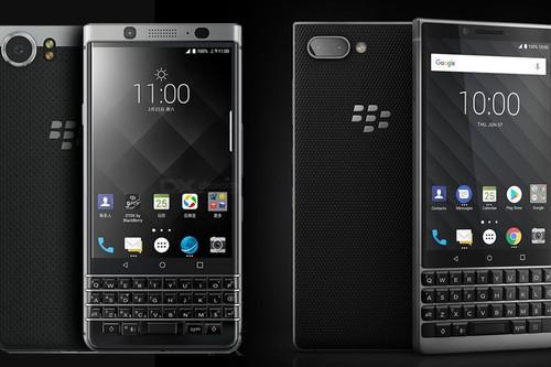 De la BlackBerry KEYone a la BlackBerry Key2: mejor rendimiento y el doble de cámaras