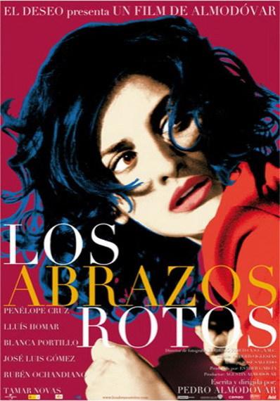 El maquillaje de Penélope Cruz en 'Los abrazos rotos'