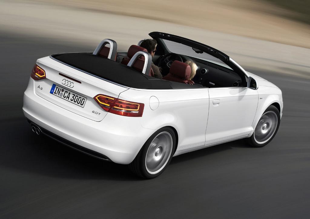 Foto de Audi A3 Cabrio (14/48)