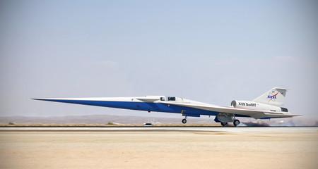 La NASA crea este avión supersónico silencioso y su primer vuelo será en 2021