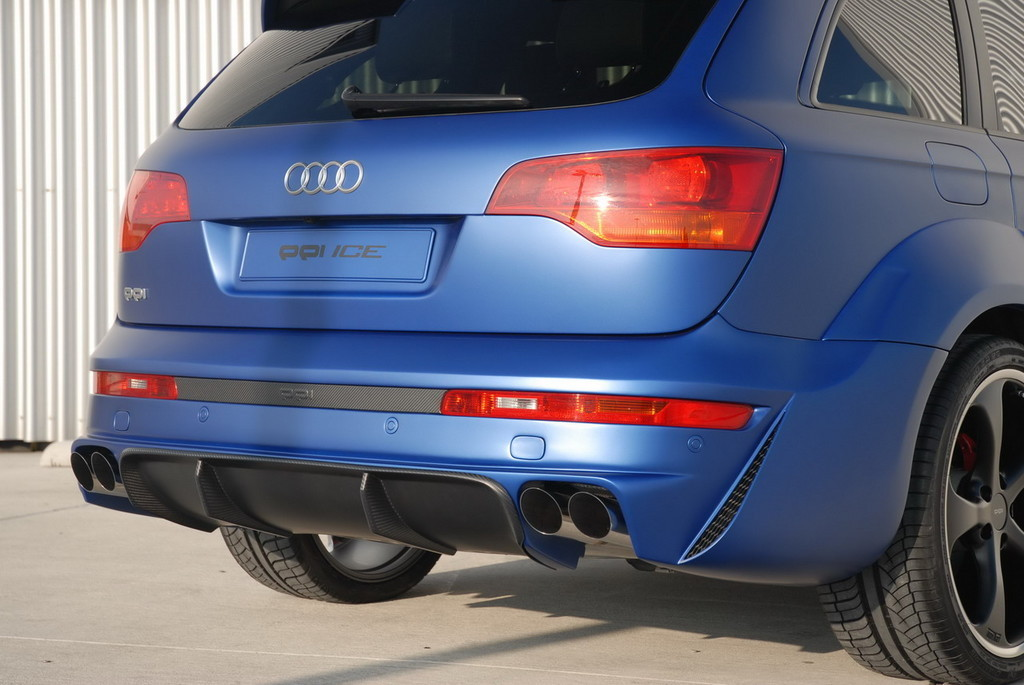 Foto de Audi Q7 PPI Ice (2/3)