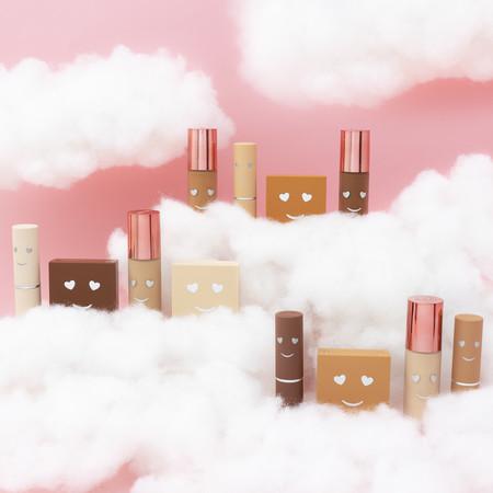 Hello Happy Airstick benefit base maquillaje