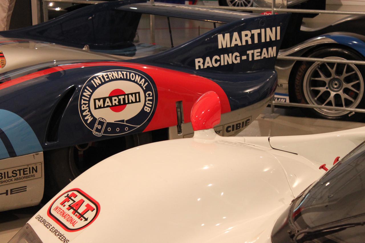 Foto de Museo 24 horas de Le Mans (207/246)