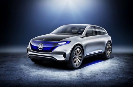 Mercedes EQ: así es la nueva generación de coches eléctricos que competirá con Tesla