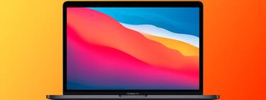 Más de 120 euros de descuento en el MacBook Pro M1 de 512 GB SSD, alcanzando su precio mínimo histórico en Amazon