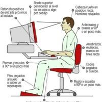 Prevenir frente al ordenador: consejos de ergonomía