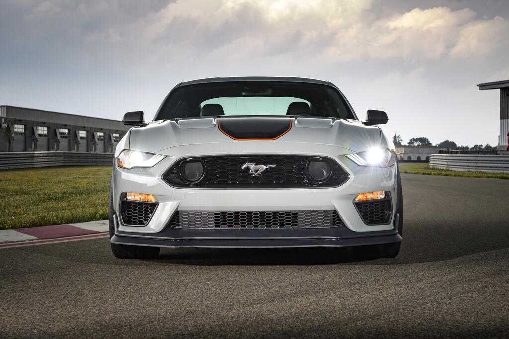 El rey sigue en su trono: el Ford Mustang es el coupé más vendido del mundo por sexto año consecutivo