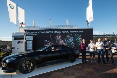 Marc Marquez BMW M6 Coupé