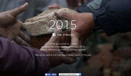 Facebook presenta su resumen del año y destaca lo mejor del 2015