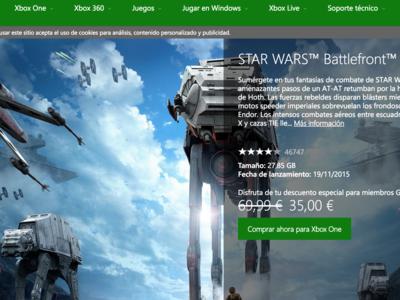 Si te gusta jugar en tu Xbox One o Xbox 360 esta semana Microsoft tira los precios por los suelos