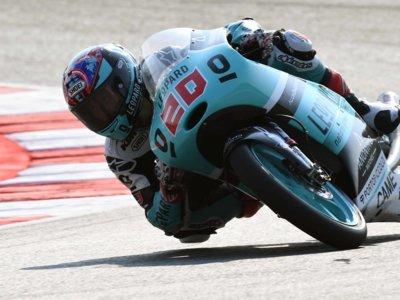 Fabio Quartararo da el salto a Moto2 con Sito Pons