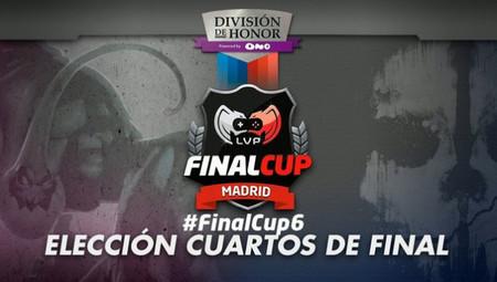 Final Cup Cuartos de Final