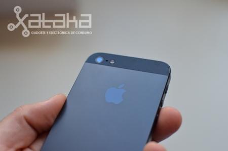 Acabado carcasa trasera iPhone 5
