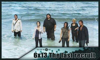 'Lost' 6x13 - The Last Recruit [Especial Lost]