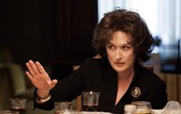 Meryl Streep protagonizará lo nuevo de Jonathan Demme y Diablo Cody