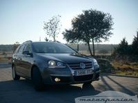 Prueba: Volkswagen Golf Variant (parte 1)