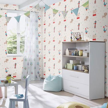 Decorando con los peques: una habitación infantil a su gusto