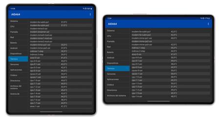 Samsung Galaxy Z Fold3 03 Temperatura Alta Baja