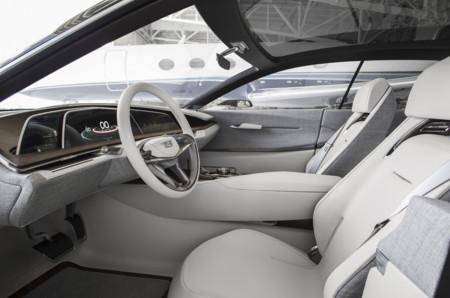 2016 Cadillac Escala Concept Interior