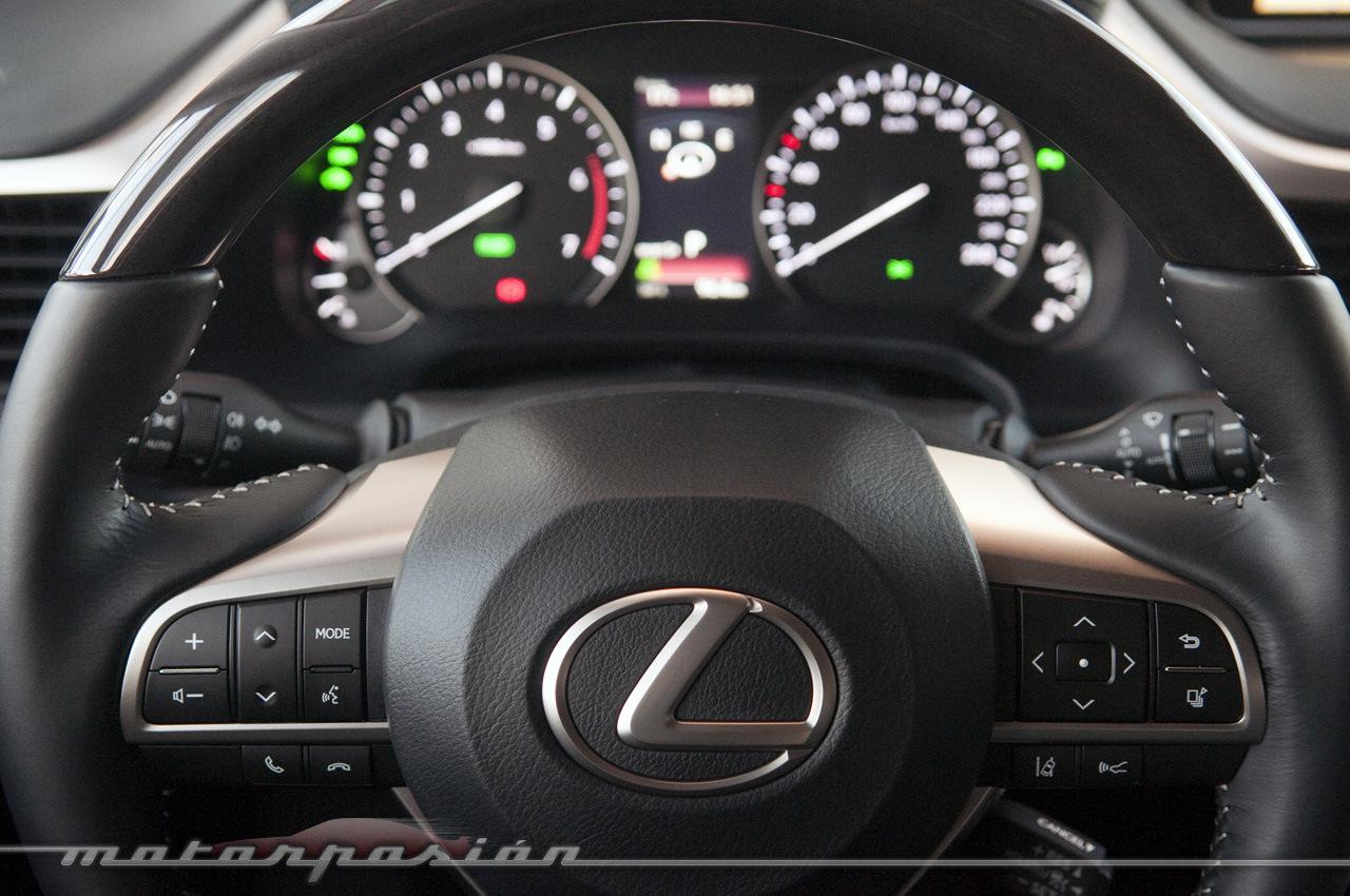 Foto de Lexus RX 450h, toma de contacto (19/28)