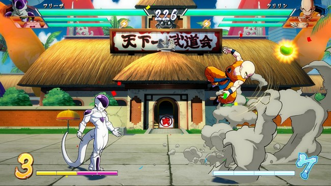 Dragon Ball Fighterz 16