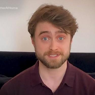 Harry Potter en casa: famosas personalidades leen 'Harry Potter y la Piedra Filosofal', comenzando por el mismo Daniel Radcliffe