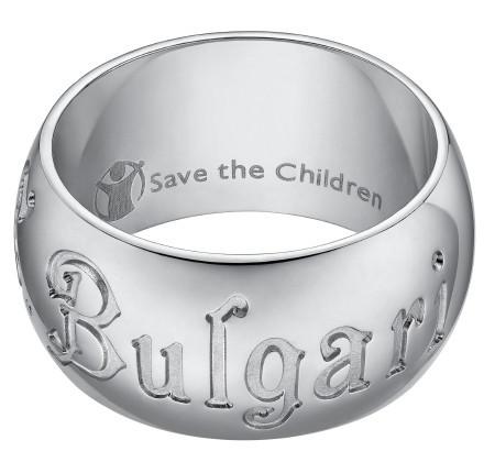 Bulgari, marca solidaria