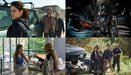 Las nueve mejores películas para sacar partido a la segunda fiesta del cine de 2018