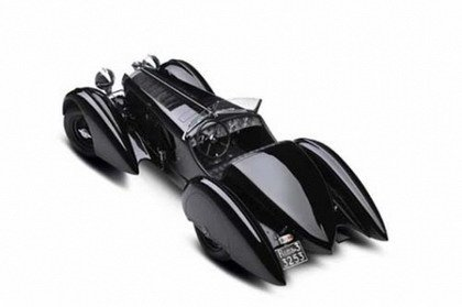 1930 Mercedes-Benz Count Trossi SSK