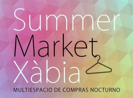 Los mejores mercadillos, outlets y pop up store: Summer Market Xàvia