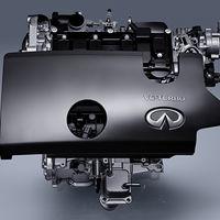 El revolucionario motor Infiniti de compresión variable ya ha sido probado y pinta muy interesante