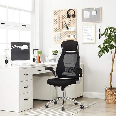 Las sillas de oficina para tu rincón más vendidas y de menos de 100 euros que hemos encontrado en Amazon