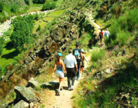 Senderismo, una buena forma de entrar en contacto con la naturaleza a través del deporte