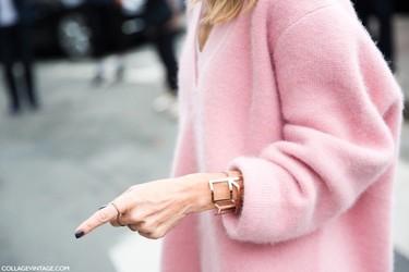Un outfit benéfico: apoyemos la lucha contra el cáncer de mama