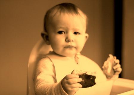 Las tronas ayudan a los bebés a aprender más rápido