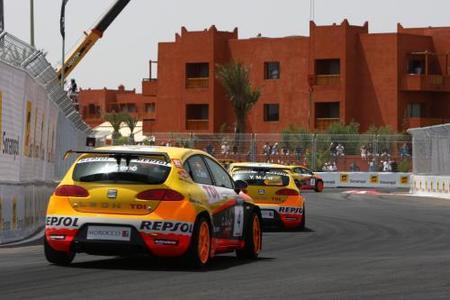 Los resultados de SEAT en Marrakech en suspenso