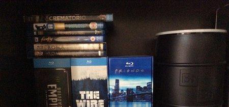 ¿Sigue teniendo sentido comprar series en dvd o blu-ray?