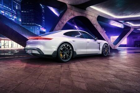 Porsche Taycan Techart 003