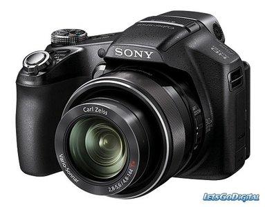 Filtradas las nuevas Sony Cybershot HX100V y HX9V