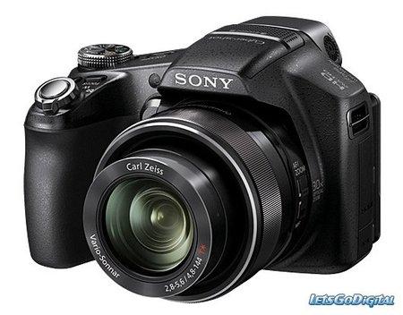 Sony Cybershot HX100V