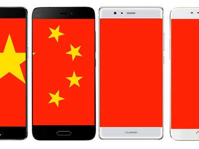 Móviles chinos Android: ¿quién es quién? (Parte I)
