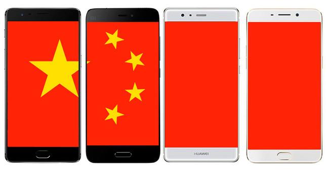 Moviles Chinos