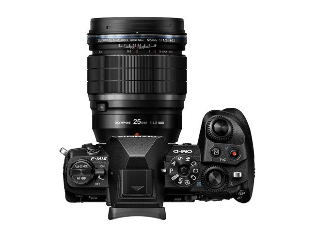 Om D E M1 Mark Ii Ew M2512 Black Producttop 000