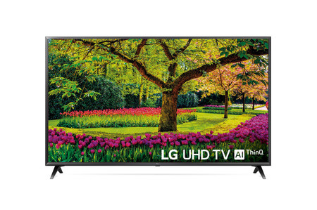 Smart TV LG de 43 pulgadas, con resolución 4K y Google Assistant, a mejor precio en eBay: 284,99 euros con este cupón
