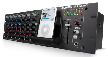 iMultiMix 9R iPod mixer
