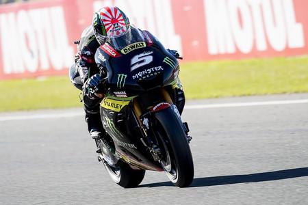 Johann Zarco Yamaha Test 01