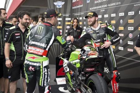 Superbikes San Marino 2015 ¿Parará alguien a Jonathan Rea?